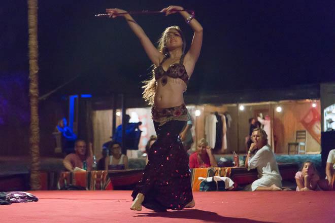Arabisk magdans
